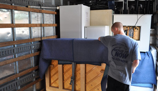 New Philadelphia business packing and moving service