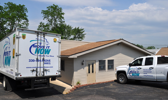 North Canton local movers Move It Now
