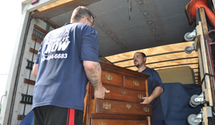 Alliance residential movers