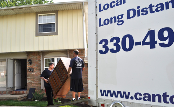 Stark County local moving companies