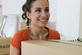 Packing and moving services North Canton